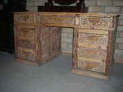 стол письменный старинный