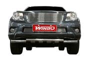 Защита бампера,  подножки,  рейлинги для Land Cruiser Prado 150