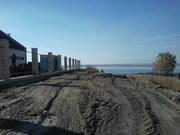 Продам землю в с.Кичигино,  10 соток,  на берегу для строительства