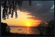 Земля 8 соток на озере УВИЛЬДЫ