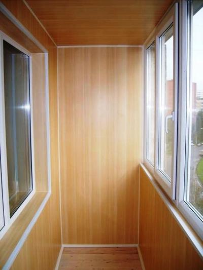 Внутренняя отделка балконов, лоджий, а также любых внутренних помещений...