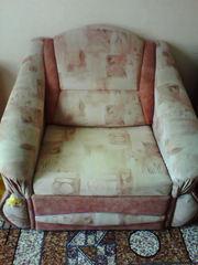 Продам срочно два одинаковых кресла-кровати