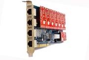 Allvoip аналоговая плата на 8 портов для IP АТС