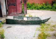 Продам дюраль алюминиевую лодку