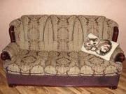 Мягкий уголок (диван и два кресла) Череповецкой мебельной фабрики
