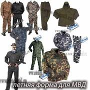военная форма, летняя форма для МВД, зимняя форма для МВД, парадная форма