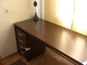 Стол письменный 150x60x75 (Венге) и другую мебель за 3500