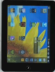 планшетник VIA 8650 m009s