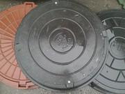 Полимерно-композитные люки смотровые