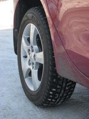 Продам колёса Mitsubishi Lancer X в отличном состоянии
