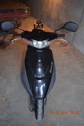 Suzuki Lets 2.  Без пробега по РФ