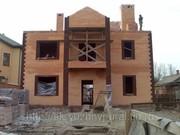 Строительство домов любой сложности без проекта.