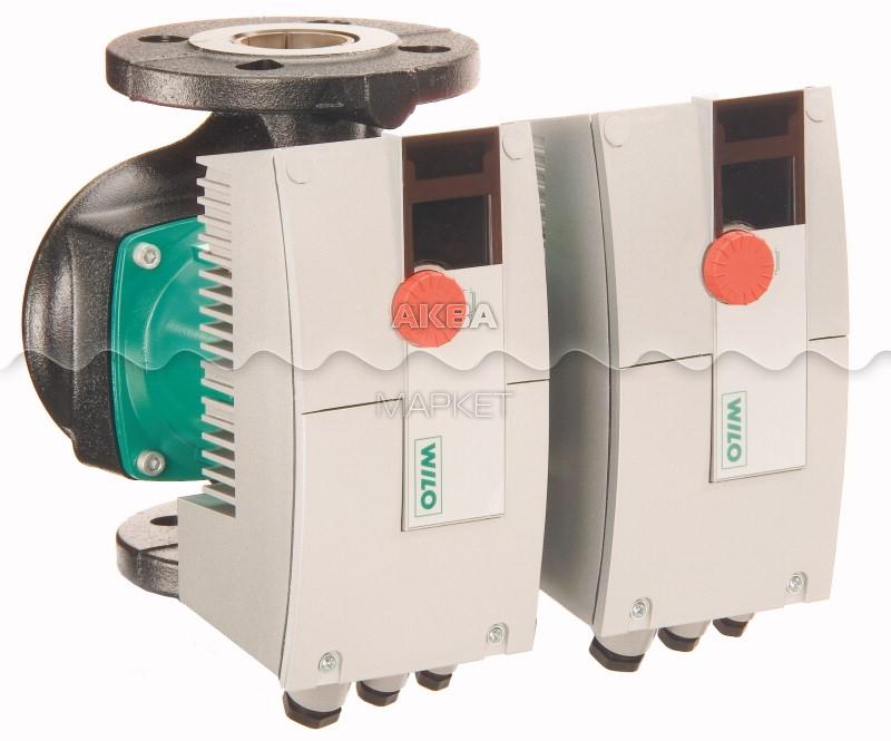 Циркуляционные насосы с регулируемыми характеристиками для отопления и