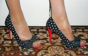 Женские туфельки босоножки