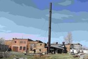 Продам отдельно стоящее здание под энергоемкое производство,  склады
