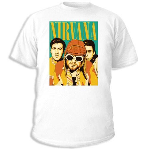 купить футболку nirvana.