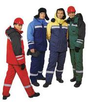 Спец одежда для всех отраслей промышленности