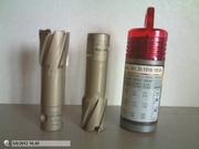 Продадим новые корончатые сверла с твердосплавными пластинами Hard-Linte ' Karnasch'