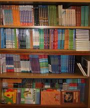 Учебники 8 класс,  б/у и новые.