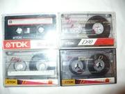Кассеты магнитофонные производства Японии: TDK A90