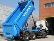 перевозка грузов ТОНАР 35 тонн
