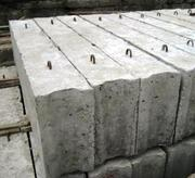 Фундаментные блоки .