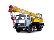 Услуги автокрана 14 тонн по Челябинску