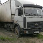 Продам МАЗ 642290 + полуприцеп термос.