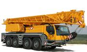 Услуги крана до 90 тонн в Челябинске