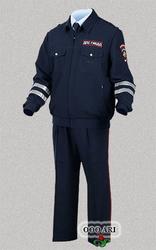 летняя форма костюм для дпс гибдд гаи