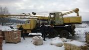 Автокран 16 тон