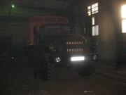 Продам а/м Урал седельный тягач,  полуприцеп ОДАЗ 13, 6м.