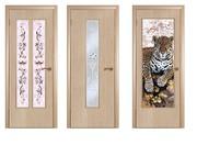 Межкомнатные двери ламинированные и шпонированные