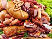 Оптовые поставки колбасных изделий от производителя.