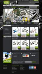 Продается интернет-магазин велосипедов