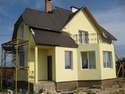 Строительство дома коттеджа под ключ