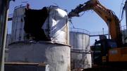 Демонтаж металлоконструкций без денег