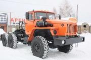 Шасси Урал 44202 седельный тягач ,  2008 г. выпуска