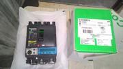Автоматический выключатель Schneider Compact NSX LV430870 новый с документами  в наличии 1 шт. в Челябинске