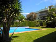 Новые квартиры в комплексе с бассейном на побережье Коста Дорада.