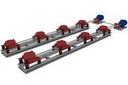 Виброплощадки и бетоноукладчики для производства ЖБИ
