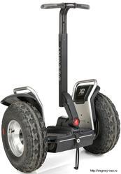 Segway x2 SE - электро скутер из США. Сигвей х2 SE.