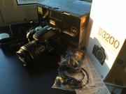 Продам Nikon D3200,  состояние нового!!