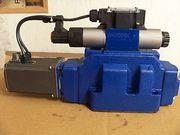 Пропорциональный клапан гидро-распределитель Bosch Rexroth 4WRTE
