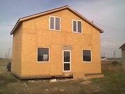 Новый дом в 15 ти км от Челябинска.