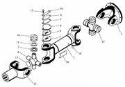 Поставляем карданные валы для спецтехники,  грузовой техники,  автомобилей,  трамваев,  троллейбусов