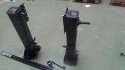 Опорные устройства  JOST в сборе высотой 800 мм