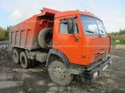 Самосвал КамАЗ 65115,  12 м3,  13 т