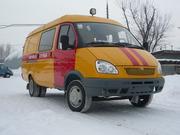 Аварийной экстренная служба на шасси ГАЗель 2705