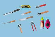 Инструменты и материалы для стыковки конвейерных лент